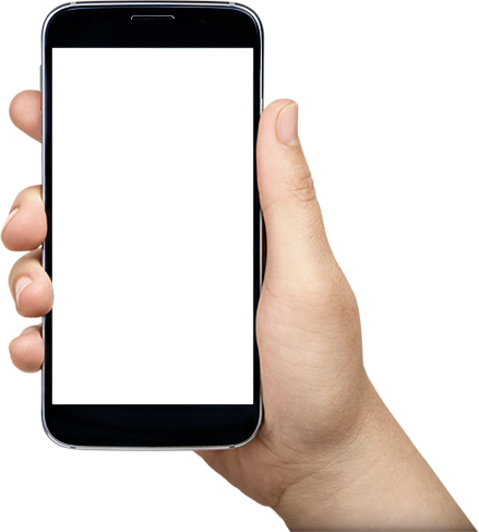 mão celular