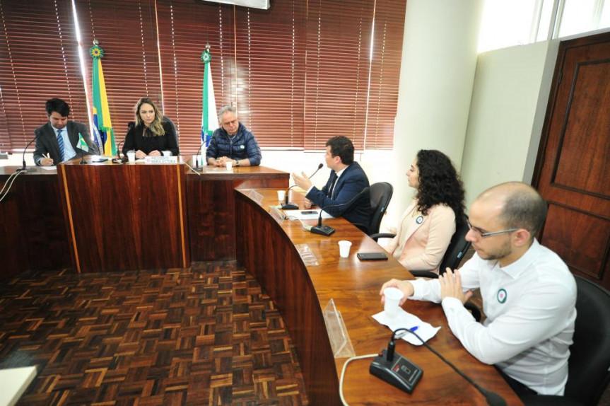 Reunião da Comissão do Mercosul e Assuntos Internacionais.