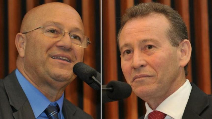 Romanelli (PSB) e Professor Lemos (PT) apresentaram requerimento para que as instituições federais no Paraná falem sobre o corte de verbas no Plenário.