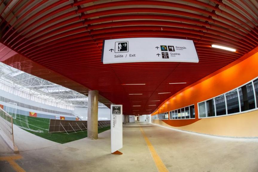 Centro de Treinamento Paraolímpico Brasileiro