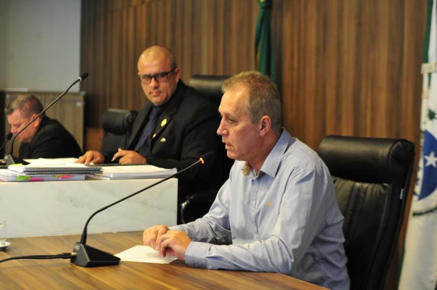 CPI da JMK ouve gestores da frota da Polícia Civil e da Secretaria de Estado da Saúde (SESA).