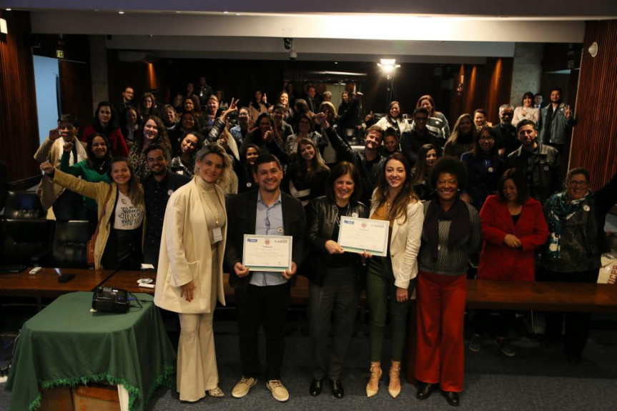 """Painel """"Empoderamento Feminino x Violência contra a Mulher"""" foi mais um evento na Alep em celebração aos 13 anos da Lei Maria da Penha"""