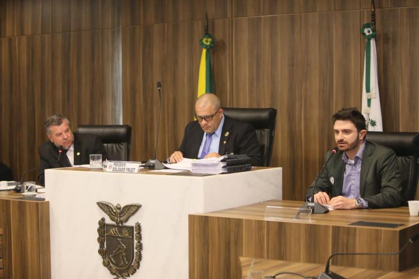 Ex-gerente financeiro da JMK foi ouvido pela CPI que apura irregularidades no contrato da empresa com o Governo do Estado.