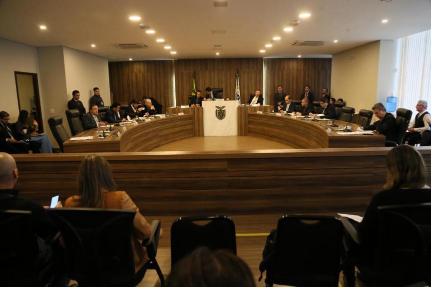 Reunião extraordinária da Comissão de Constituição e Justiça (CCJ) foi realizada nesta quarta-feira (03).