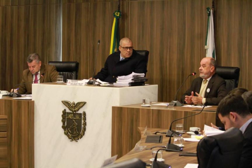 O ex-secretário da Administração e da Previdência, Fernando Ghignone, foi um dos ouvidos pela CPI da JMK nesta terça-feira (20).