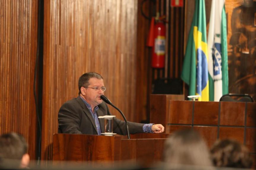 Entre os portais parlamentares, Alep ocupa posição de destaque na avaliação do doutor em Desenvolvimento Econômico pela Unicamp e professor da UFPR, Sérgio Braga.