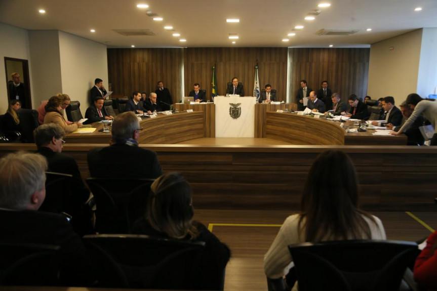 Reunião da CCj desta terça-feira (09).