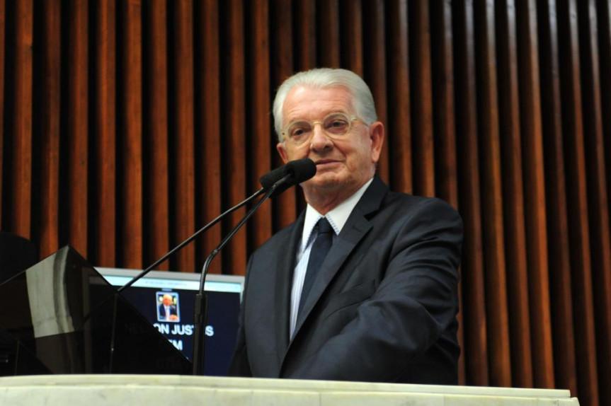 Deputado Nelson Justos (DEM).