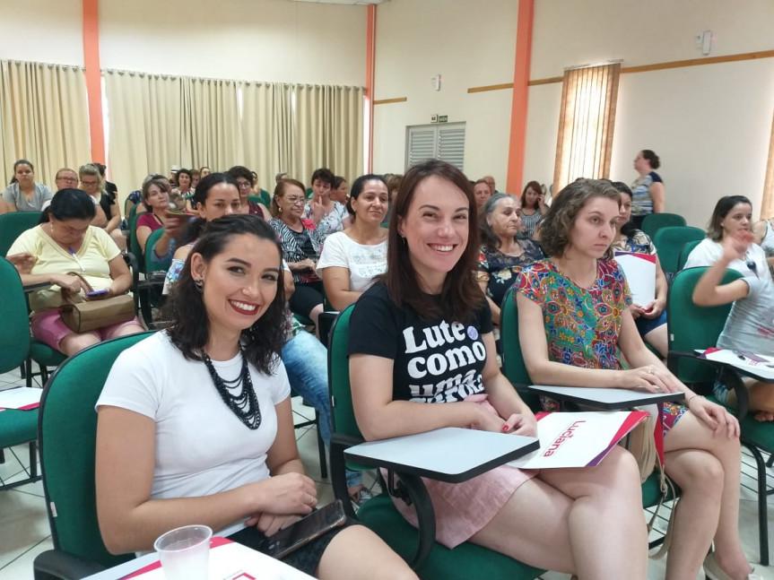 Primeiro seminário foi realizado no dia 23 de novembro em Francisco Beltrão.