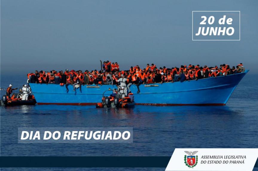 Segundo dados da ONU, 70 milhões de pessoas estão em situação de deslocamento forçado em todo o mundo.