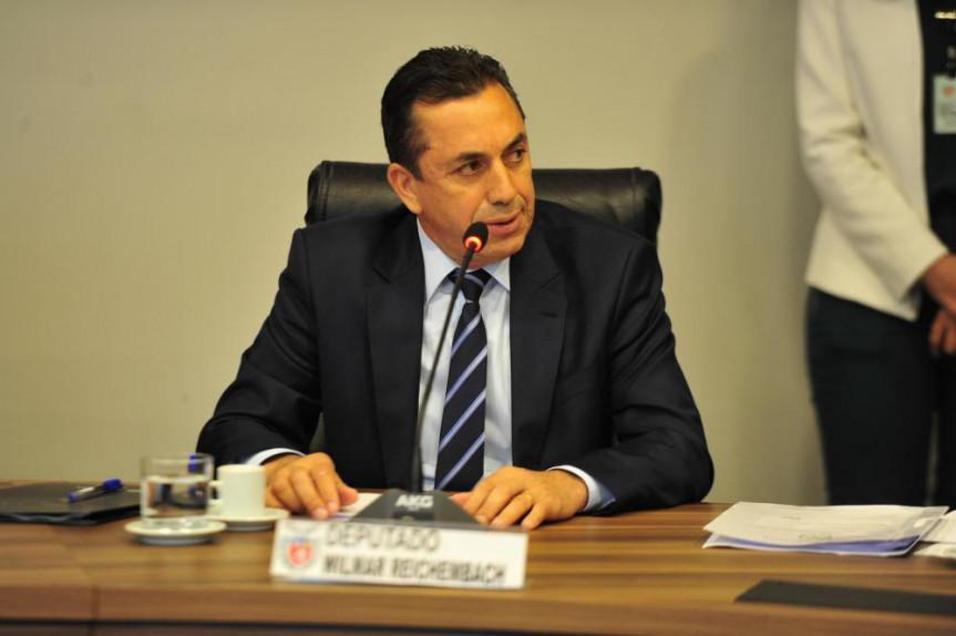 Reichembach pediu mais tempo para analisar o parecer do relator.