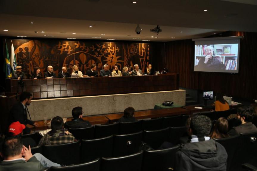 O legado do arquiteto e urbanista Jorge Wilheim foi tema de sessão especial no Dia Mundial do Meio Ambiente.