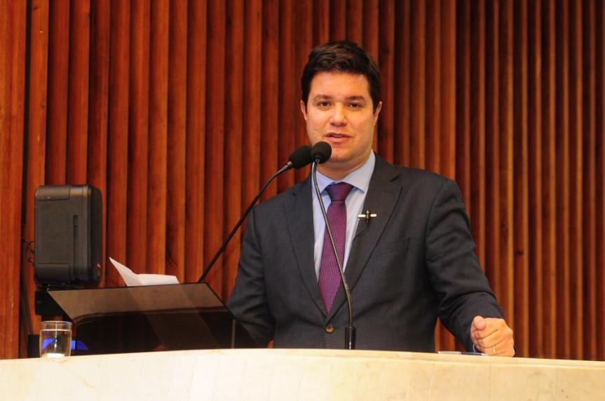 Deputado Guto Silva (PSD).