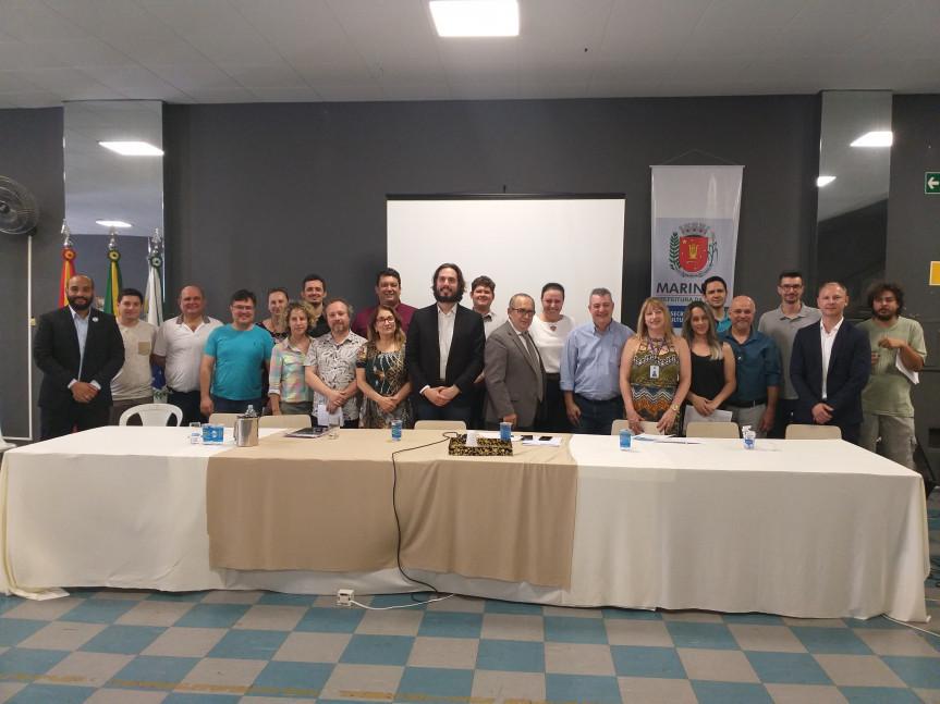 Debate promovido pela Comissão de Cultura na cidade de Maringá reuniu classe artística, produtores e gestores municipais e estadual.