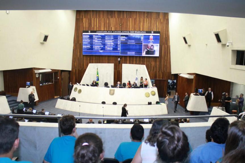 Os visitantes também têm a oportunidade de acompanhar a sessão plenária, que acontece no período da tarde às segundas, terças e quarta-feiras.