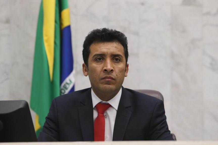 O deputado Soldado Adriano José disse que seu foco principal continua sendo a segurança pública.