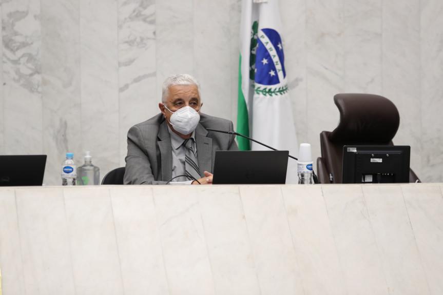 Vitor Monastier, ex-diretor regional do SENAC/PR.
