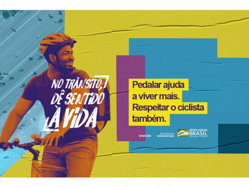 Evento promovido pela Escola do Legislativo vai abordar temas como comportamento defensivo no trânsito, legislação e políticas públicas para a ciclomobilidade na Semana Nacional de Trânsito.