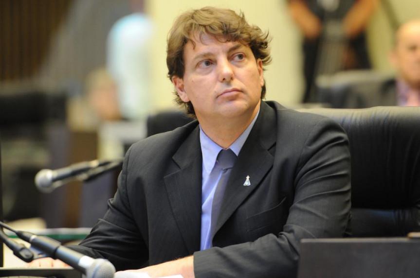 Deputado Anibelli Neto (PMDB).