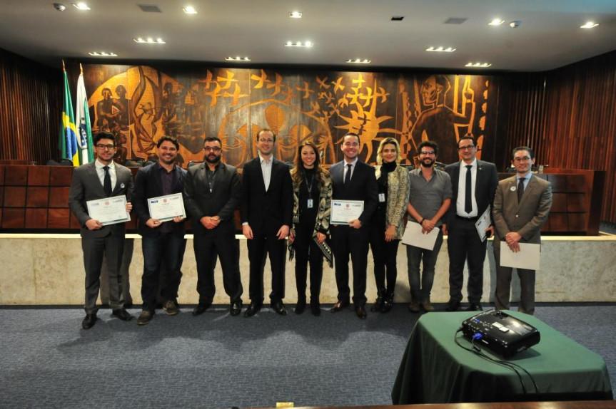 Semana Acadêmica promovida pela Escola do Legislativo da Alep termina com saldo positivo na qualidade dos trabalhos apresentados.
