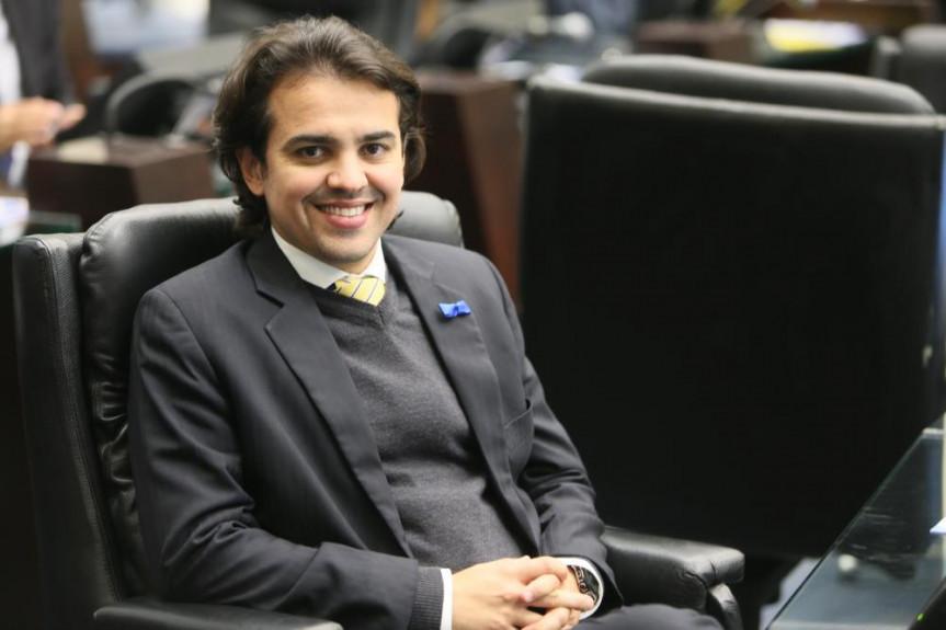 Deputado Luiz Fernando Guerra (PSL) apresentou projeto que institui a criação da Data Magna do Estado.