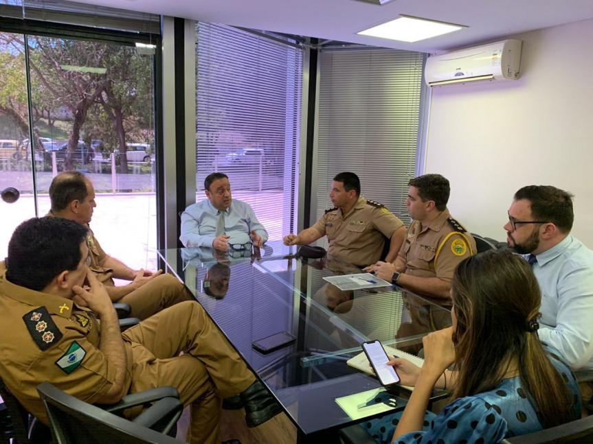 Grupo de trabalho vai debater demandas das Polícias Civil e Militar