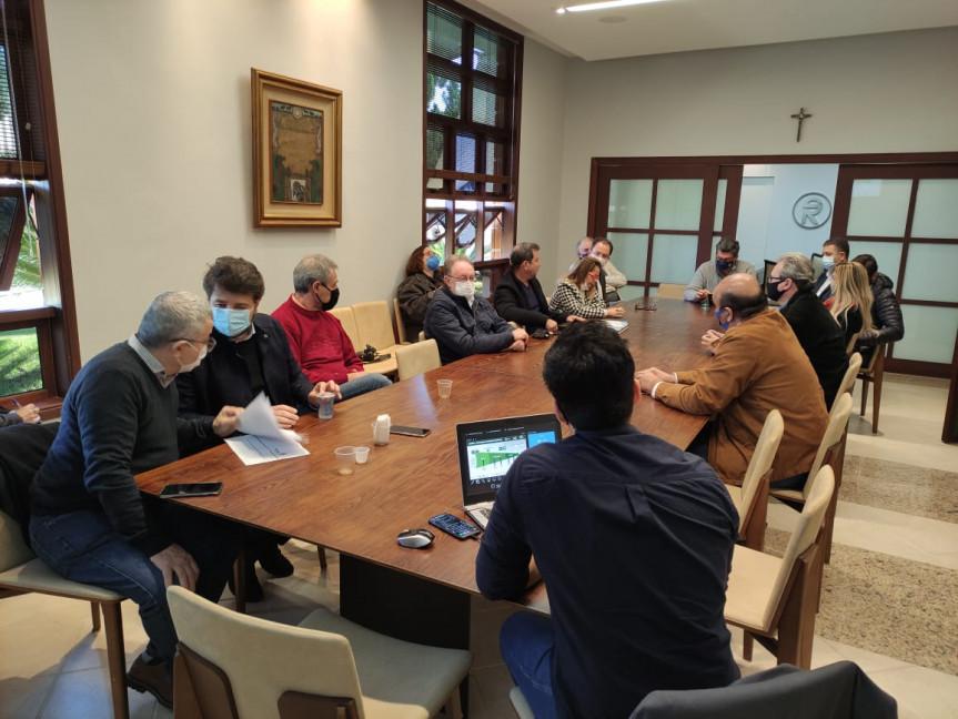 Deputados estaduais se unem às entidades representativas pelo desenvolvimento de Londrina.