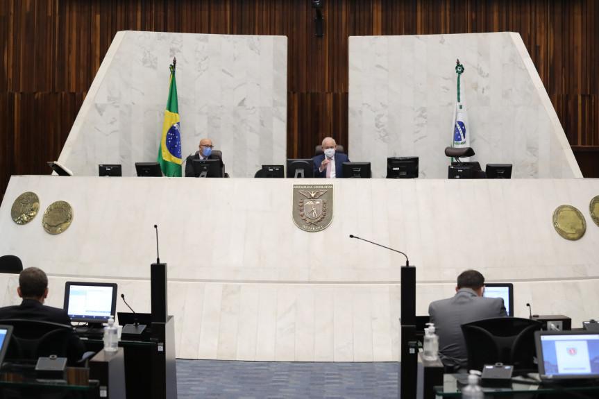 Pedágio tomou conta dos pronunciamentos dos deputados durante a sessão plenária desta quarta-feira (24).