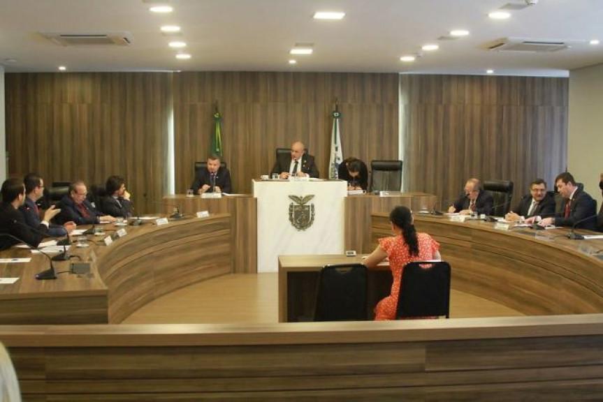 Relator da CPI da JMK apresenta as conclusões das investigações realizadas na reunião desta terça-feira (03).