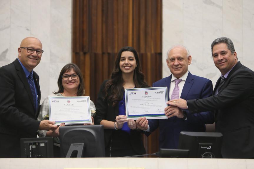 O projeto apresentado pela estudante Mariane Silvério, do Colégio Estadual Presidente Castelo Branco, de Toledo, foi o vencedor da edição 2019 do Geração Atitude.