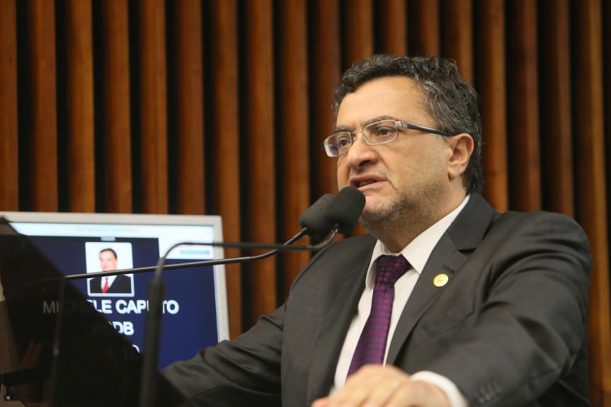 Projeto do deputado Michele Caputo (PSDB) que institui a política de cuidados paliativos foi aprovado na sessão desta quarta-feira (20).