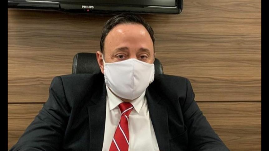 Deputado Hussein bakri (PSD), líder do Governo e presidente da Comissão de Educação na Assembleia Legislativa do Paraná.