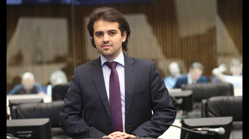 Deputado Luiz Fernando Guerra (PSL).