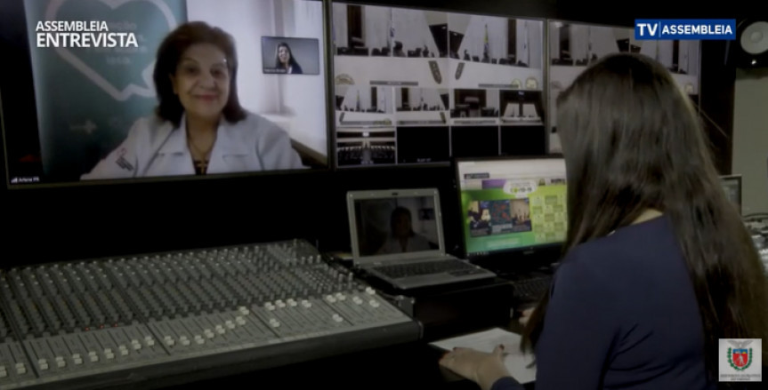 Doação de órgãos é o tema do programa Assembleia Entrevista com a coordenadora do Sistema Estadual de transplantes no Paraná, Arlene Terezinha Cagol Garcia Badoch.