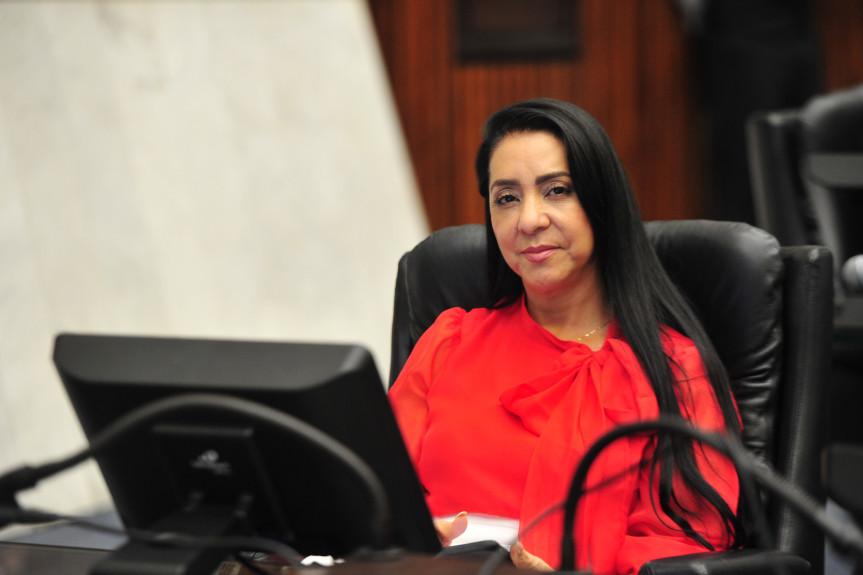 Deputada Mara Lima (PSC).