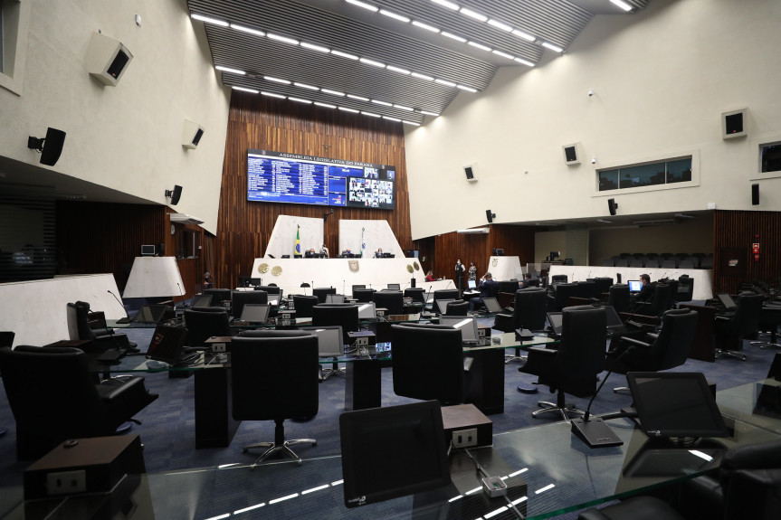 Deputados aprovam o Orçamento do Estado para 2021.