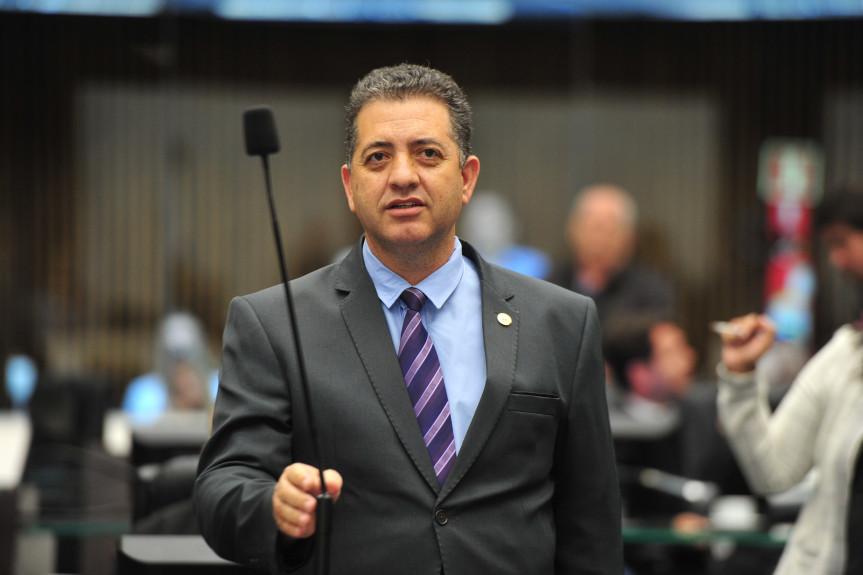Deputado Cobra Repórter (PSD).