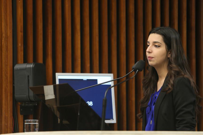 A estudante Mariane Silvério, de Toledo, foi a vencedora da edição 2019 do Geração Atitude.