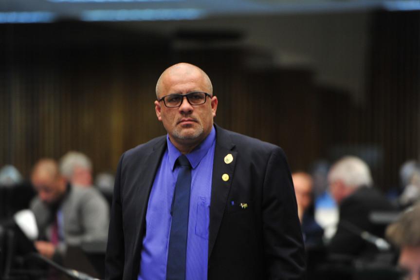 Deputado Soldado Fruet (PROS) um dos autores do projeto de lei que inclui no Calendário Oficial de Eventos o Estado do Paraná a Feira de Artesanato e Alimentação de Foz do Iguaçu.