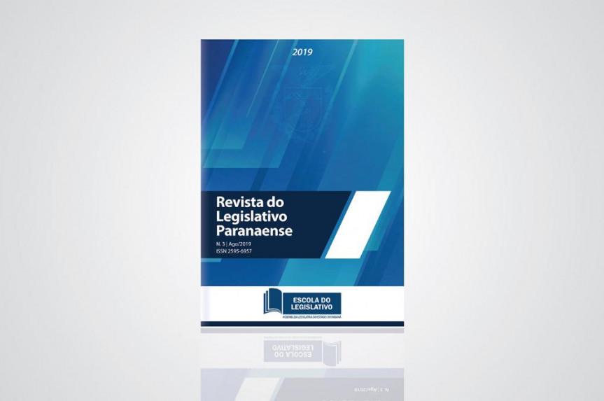 Edição online da Revista do Legislativo 2019 já está disponível para consulta.