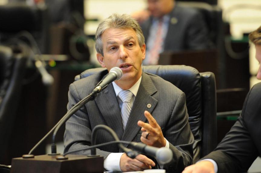 Deputado Tadeu Veneri (PT).