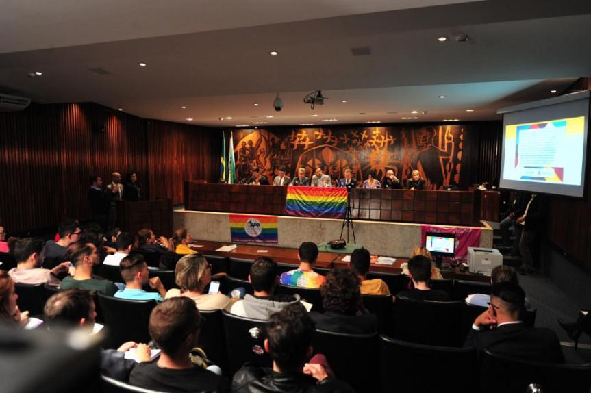 O debate foi realizado por proposição da Comissão de Direitos Humanos e Cidadania da Assembleia.