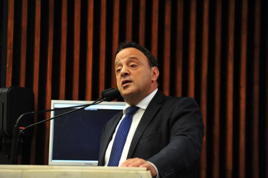 Deputado Hussein Bakri (PSD).