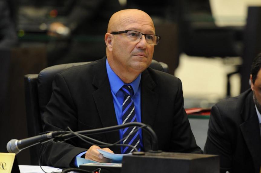 Deputado Luiz Claudio Romanelli (PMDB)