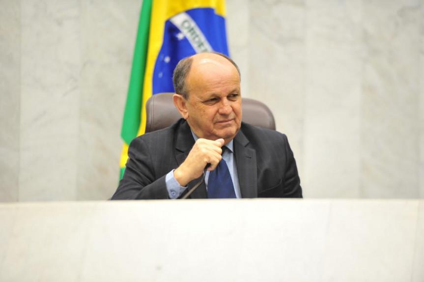 Deputado Dr. Batista (PMN), presidente da Comissão de Saúde da Assembleia Legislativa.