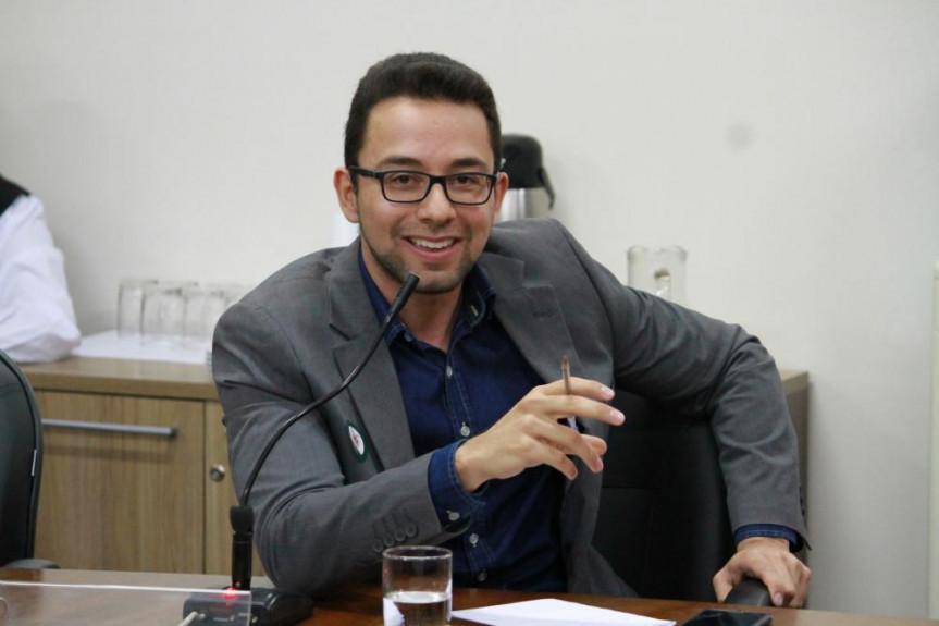 Matheus Mokdese, vice-presidente do Conselho Estadual dos Direitos do Idoso e Assessor Técnico de Desenvolvimento Social da Secretaria de Estado da Justiça, Família e Trabalho