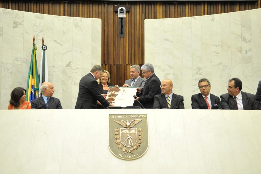 Homenagem ao Ministro do TST, João Orestes Dalazen