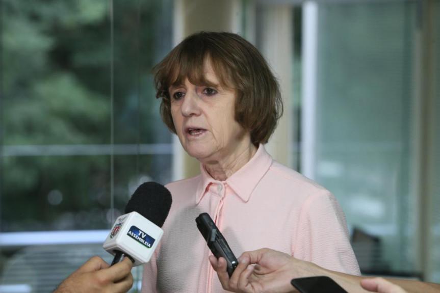Temos preocupação com o meio ambiente, já que a queima causa poluição, explicou Luciana Rafagnin.