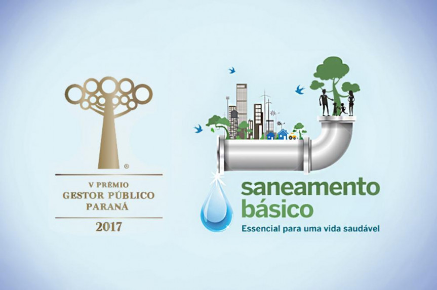 V Prêmio Gestor Público Paraná.