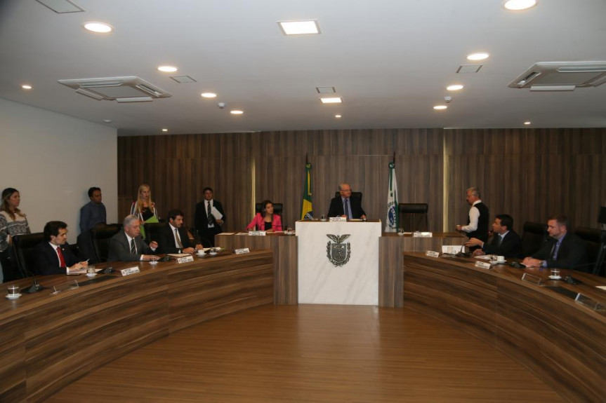 Reunião da Comissão de Finanças e Tributação.